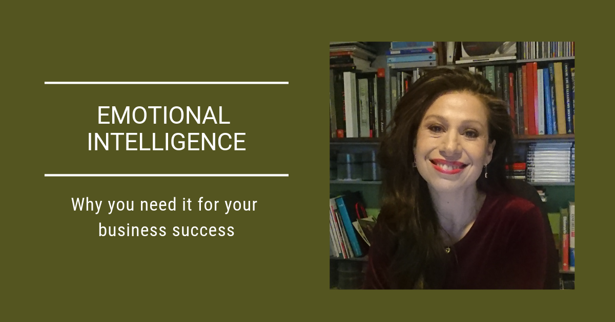 What is emotional intelligence and how can it help your business?